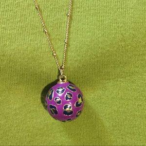 Vera Bradley locket necklace